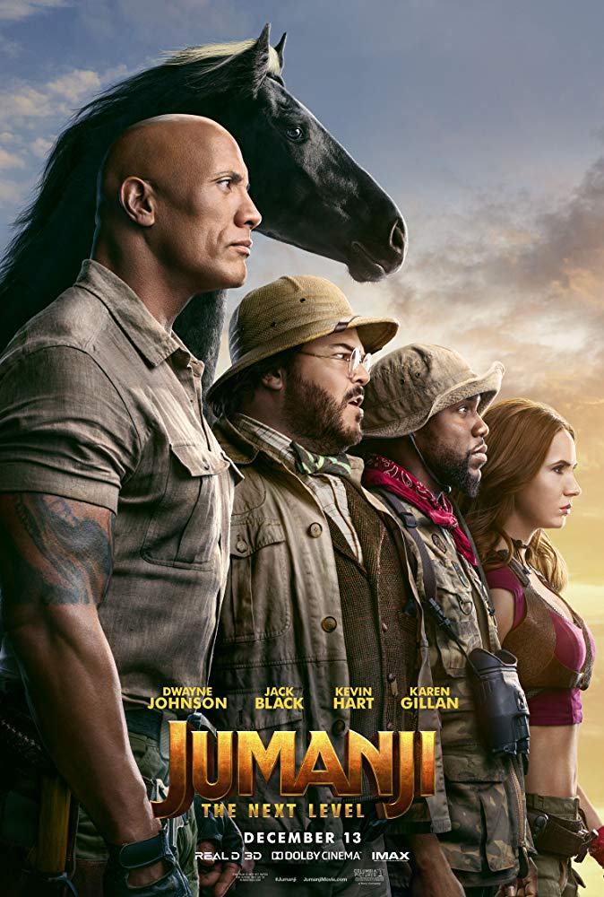 ดูหนัง Jumanji-The-Next-Level