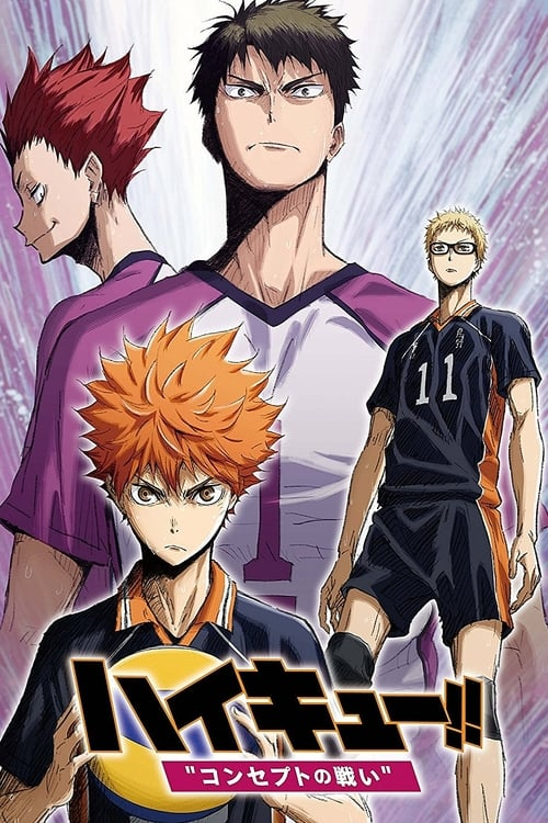 Haikyuu the Movie 4: Battle of Concepts (2017)