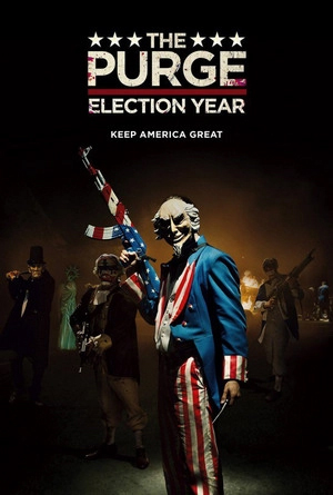 The Purge 3: Election Year (2016)