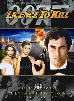 James Bond 007 Licence to Kill (1989)
