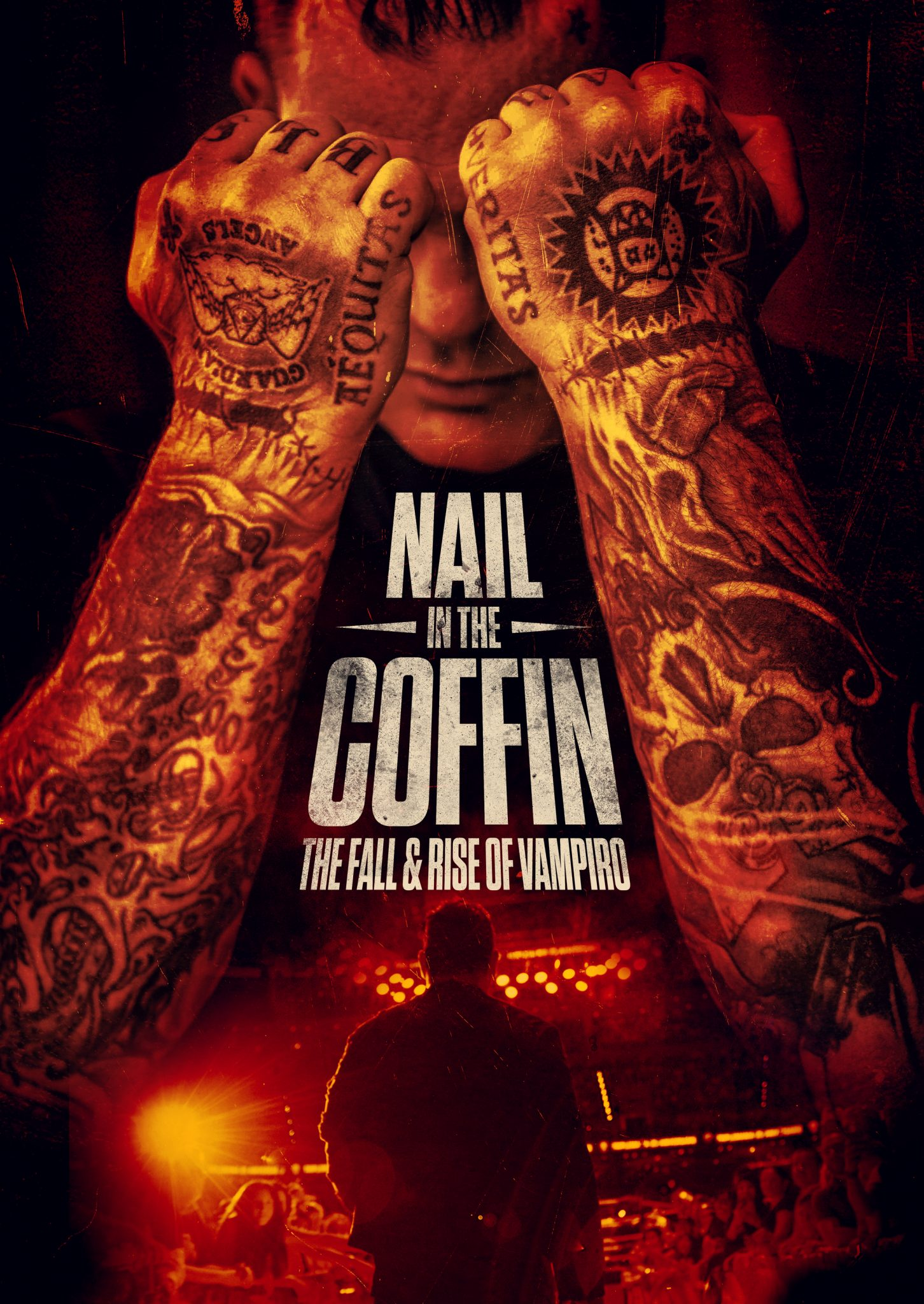 Nail in the Coffin The Fall and Rise of Vampiro (2019)