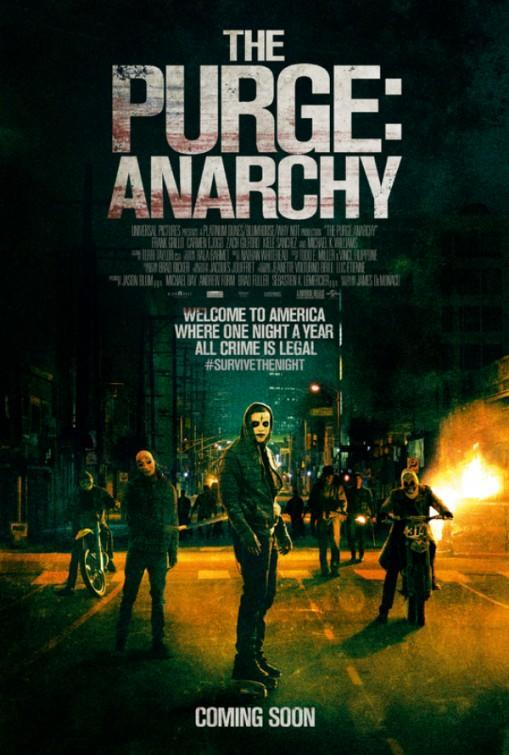 The Purge 2: Anarchy (2014)