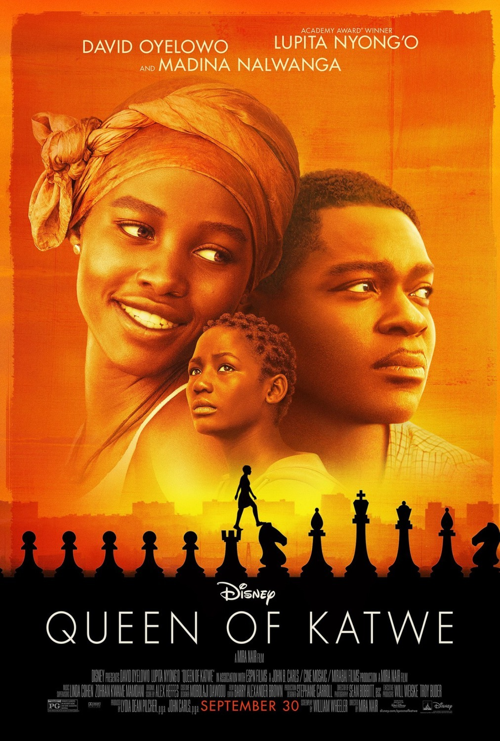 Queen of Katwe